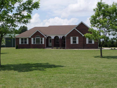 Jasper County Single Family Home For Sale: 13561 County Road 240