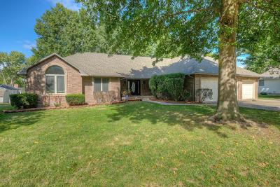 Jasper County Single Family Home For Sale: 917 Gene Taylor Drive
