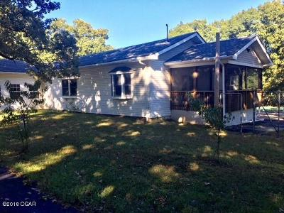 Newton County Single Family Home For Sale: 4019 Chipmunk Drive