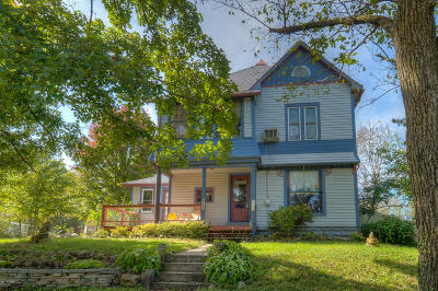 Jasper County Single Family Home For Sale: 831 Prospect Avenue