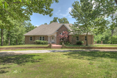 Jasper County Single Family Home For Sale: 1801 Homestead