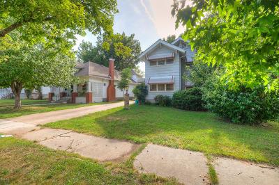 Joplin MO Single Family Home For Sale: $75,000
