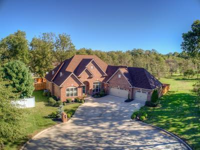 Joplin MO Single Family Home For Sale: $320,000