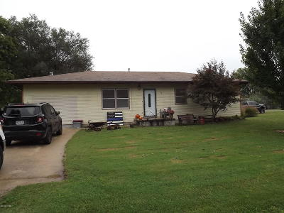 Diamond MO Single Family Home For Sale: $79,800