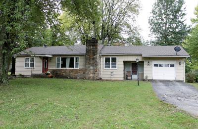 Carthage MO Single Family Home For Sale: $109,900