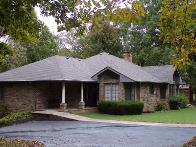 Newton County Single Family Home For Sale: 207 Crestview