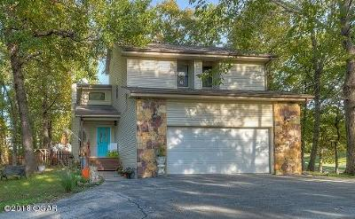 Carl Junction MO Single Family Home For Sale: $171,900