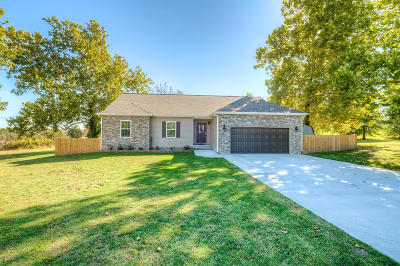 Webb City MO Single Family Home For Sale: $191,000