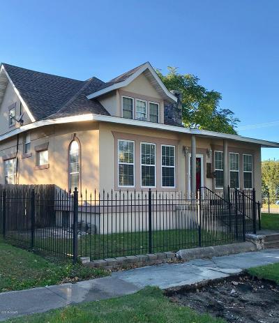 Jasper County Single Family Home For Sale: 2002 S Moffet