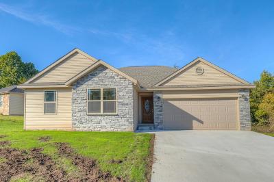 Joplin MO Single Family Home For Sale: $148,711