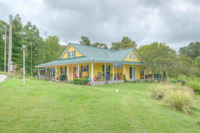 Newton County Single Family Home For Sale: 3284 Gum Road