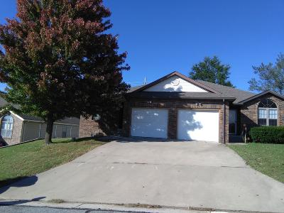 Jasper County Rental For Rent: 1217 E Yuma Street