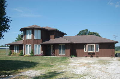 Newton County Single Family Home For Sale: 17072 Tiger Road