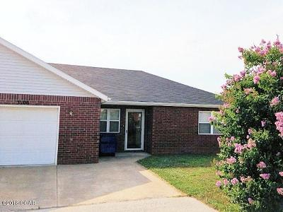 Jasper County Rental For Rent: 3106 Adele Court