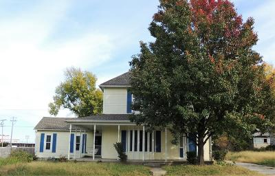 Jasper County Single Family Home For Sale: 737 N Prospect Street