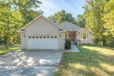 Newton County Single Family Home For Sale: 12133 David Drive