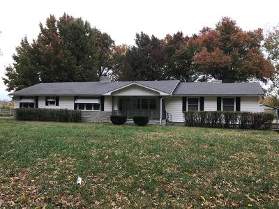 Jasper County Single Family Home For Sale: 1649 E Fairview Avenue