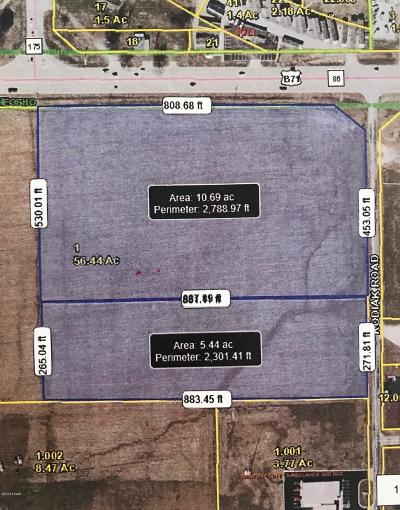 Neosho MO Residential Lots & Land For Sale: $1,200,000