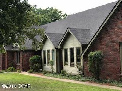 Newton County Single Family Home For Sale: 19 Fox Hollow Drive