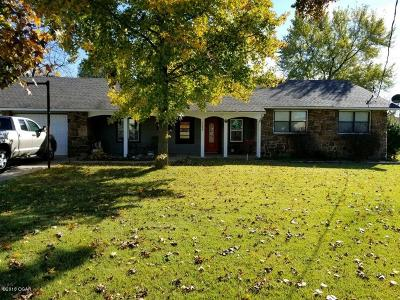 Newton County Single Family Home For Sale: 2393 S Crow Road