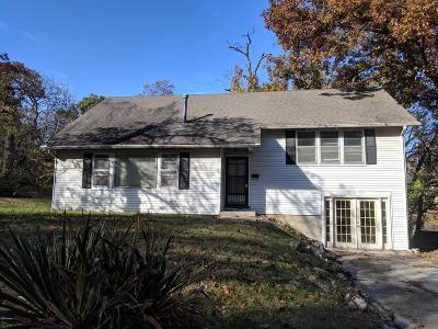 Joplin MO Single Family Home For Sale: $67,750