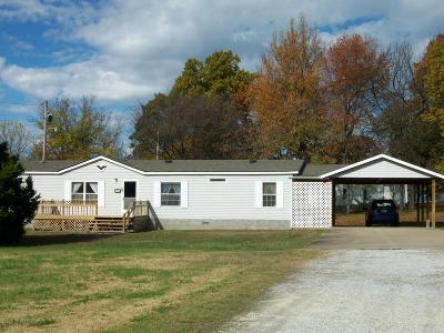 Jasper County Single Family Home For Sale: 27131 Fir Road