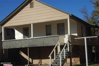 Jasper County Multi Family Home For Sale: 2030 S Joplin Avenue