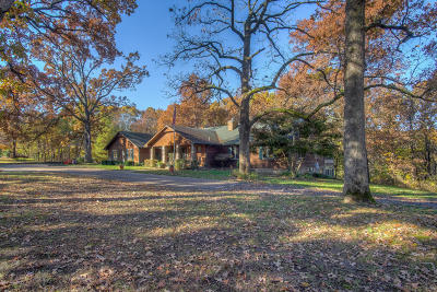 Newton County Single Family Home For Sale: 8624 Cedar Dr.