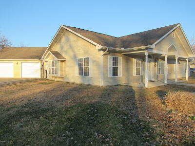 Jasper County Single Family Home Active With Contingencies: 1631 Prairie Flower Road