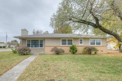Joplin MO Single Family Home For Sale: $129,950