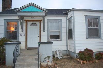 Joplin MO Single Family Home For Sale: $45,000