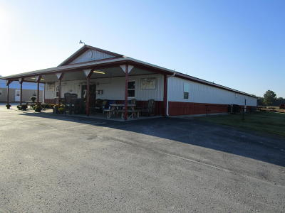 Barry County, Barton County, Dade County, Greene County, Jasper County, Lawrence County, McDonald County, Newton County, Stone County Commercial For Sale: 7692 Highway 96