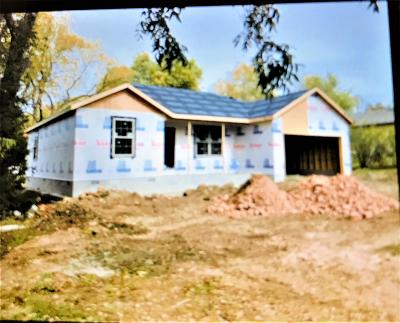 Webb City MO Single Family Home For Sale: $122,500