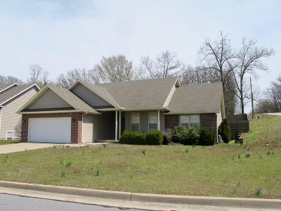 Joplin MO Single Family Home For Sale: $130,000