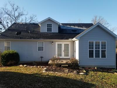 Aurora MO Single Family Home For Sale: $199,900