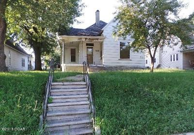 Jasper County Single Family Home For Sale: 720 Olive