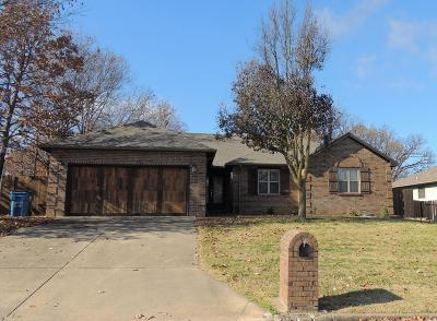 Newton County Single Family Home For Sale: 3714 Ferguson Road