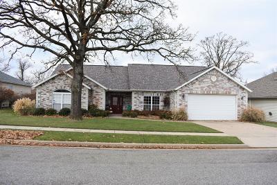 Jasper County Single Family Home For Sale: 2726 N Minnesota Avenue