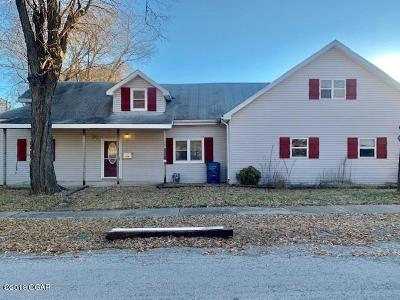Jasper County Single Family Home For Sale: 309 S Elm Street