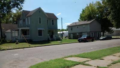 Jasper County Multi Family Home For Sale: 902 S Moffet Avenue
