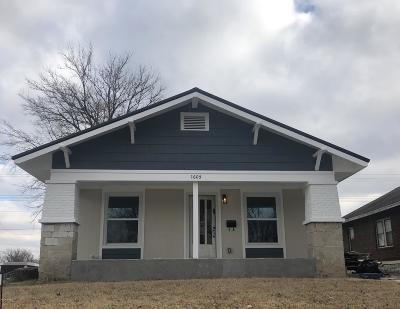 Joplin MO Single Family Home For Sale: $97,850