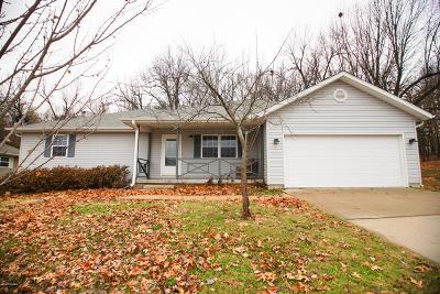 Newton County Single Family Home For Sale: 515 Barton