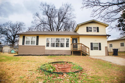 Newton County Single Family Home For Sale: 1306 Fairmont