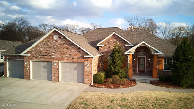 Jasper County Single Family Home For Sale: 2901 N Katie Lane