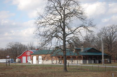 Neosho MO Farm & Ranch For Sale: $765,000