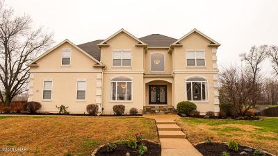 Jasper County Single Family Home For Sale: 106 N Windwood