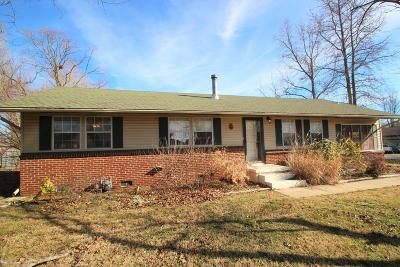 Newton County Single Family Home For Sale: 3235 Connecticut Avenue