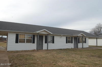 Newton County Multi Family Home For Sale: 3612-3614 2nd Street