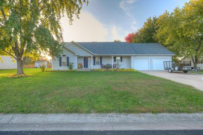 Carthage MO Single Family Home For Sale: $179,900