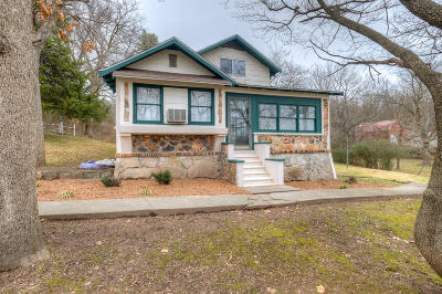 Joplin MO Single Family Home For Sale: $157,000